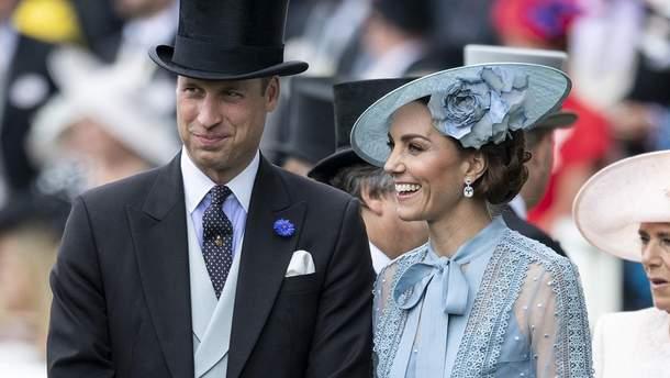 Кортеж принца Уильяма и Кейт Миддлтон сбил пенсионерку