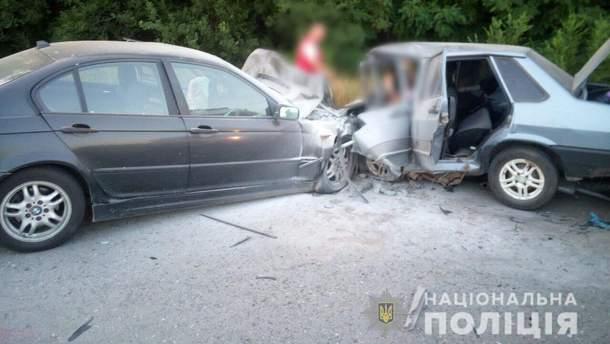 На Херсонщині п'яний поліцейський влаштував смертельну ДТП