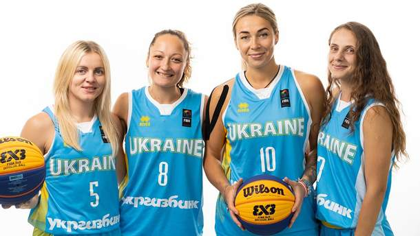 Украина проиграла России и Италии на Чемпионате мира по баскетболу 3х3 среди женщин: видео