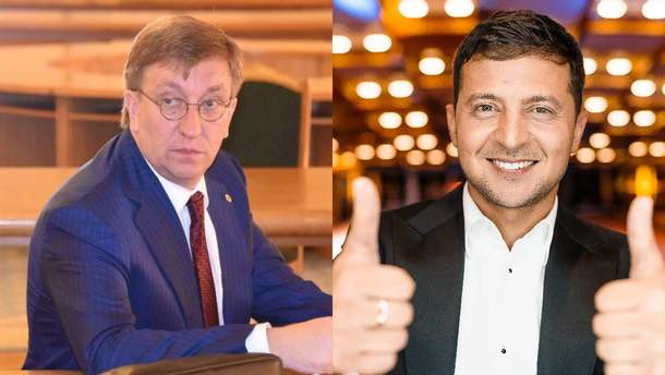 Новий Семочко від Зеленського: Бухарєв міг вести тіньовий бізнес, працюючи в податковій міліції