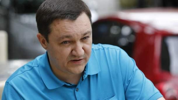 """""""Информационное сопротивление"""" сделало заявление после гибели Тымчука"""