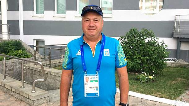 Николай Мильчев