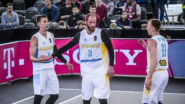 Сборная Украины по баскетболу 3x3