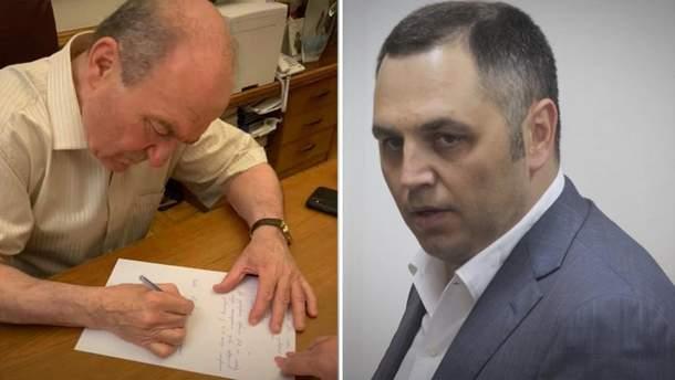 Ректор КНУ приехал к студентам и уволил Портнова