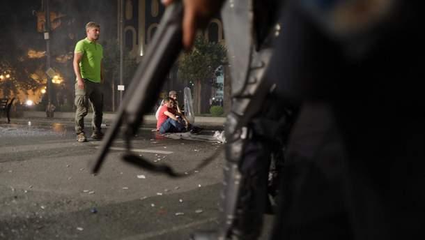 Антироссийские протесты в Грузии: что здесь происходило