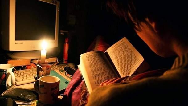 В Украине могут отключить электроэнергию из-за высокой температуры воздуха