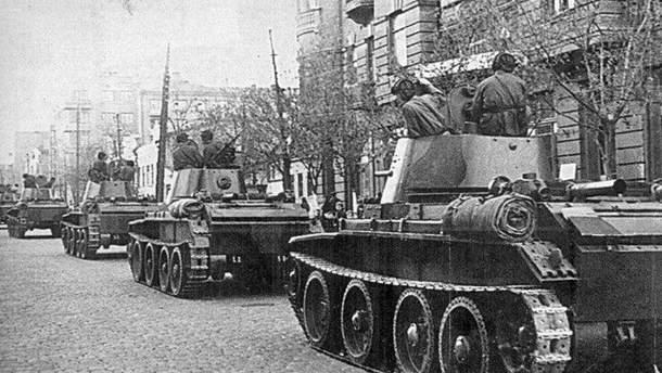 У 41 році Хрещатик підірвали не німці: спогади очевидців, які жили під час Другої світової війни