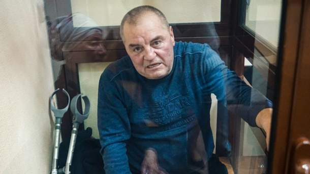 Едем Бекіров, український політв'язень у Криму