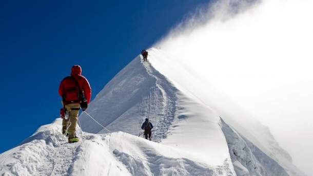 Рятувальники знайшли тіла альпіністів, які пропали безвісти