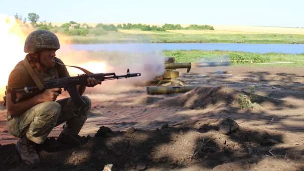"""Змагання для """"винищувачів танків"""": фоторепортаж"""