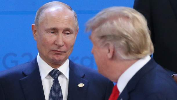У Трампа підтвердили намір обговорити Україну на зустрічі з Путіним