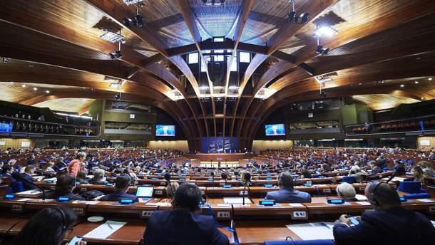 З'явилася реакція МЗС України на повернення Росії в ПАРЄ