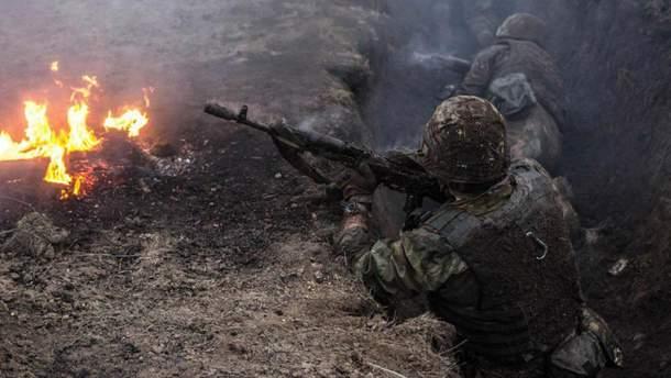 Окупанти рекордну кількість разів обстріляли позиції ООС