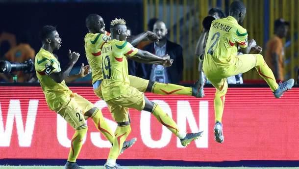 Кубок африканских наций: результаты матчей и видео голов