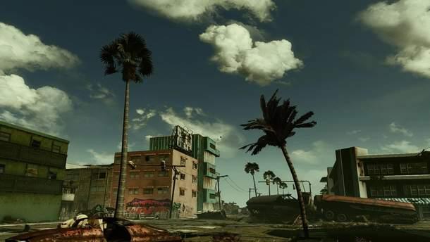 Представили модификацию Fallout Miami для игры Fallout 4