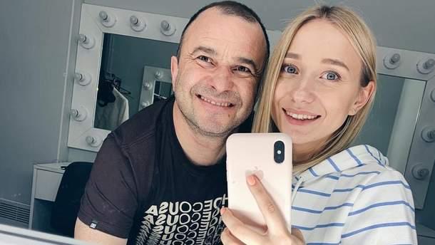 Віктор Павлік покинув дружину і закрутив роман з молодою колегою (фото)