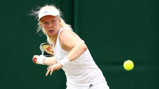 Тенісистку з рідкісним захворюванням запросили виступити на Вімблдоні
