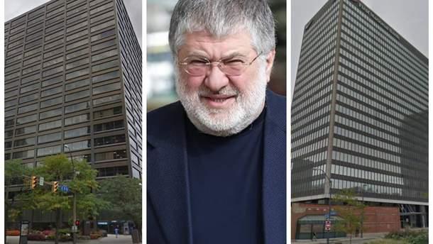 Компания, связанная с Коломойским и Боголюбовым, распродает недвижимость в США