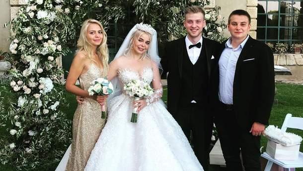 В яку суму обійшлось італійське весілля Аліни Гросу: приголомшливі дані (фото)