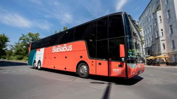 BlaBlaBus не планує вийти на український ринок