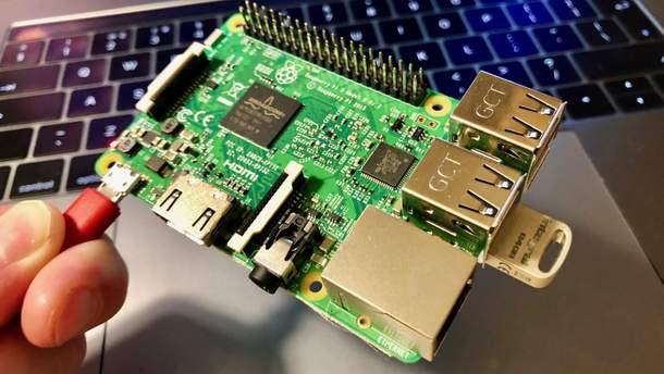 Хакер пробрався в мережу NASA з комп'ютера  Raspberry Pi