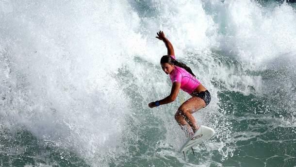 Серфінг стане олімпійським видом спорту