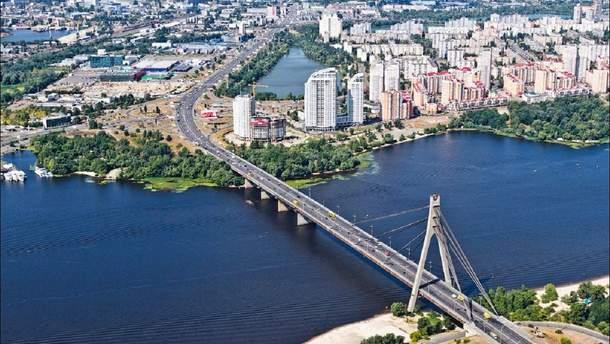 Проспект Бандеры в Киеве