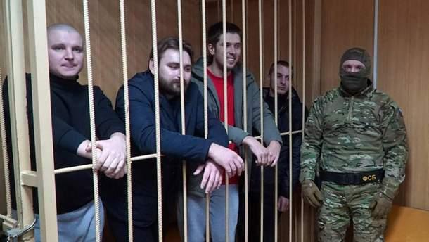 Росії загрожують серйозні санкції через відмову відпустити українських моряків