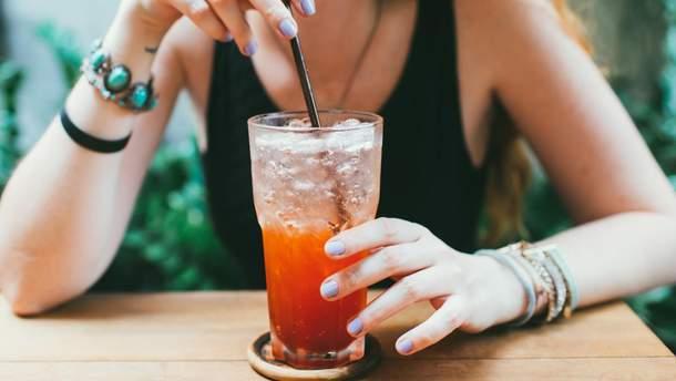 Супрун назвала напої, які містять найбільше доданих цукрів