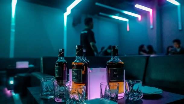 Подростки и алкоголь в Украине