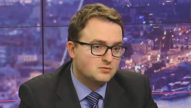 Антон Кориневич новый постпред президента Крыма - кто это такой