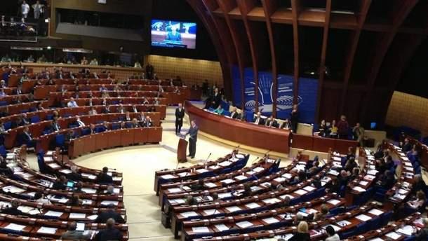 Решение ПАСЕ – внешнеполитическая поражение Украины и капуталяция Европы перед Россией
