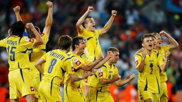 День в истории: 13 лет выходу Украины в четвертьфинал ЧМ и уникальному достижению Шовковского