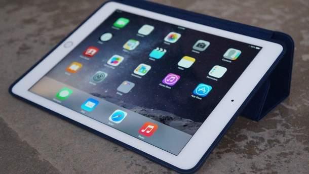 iPad привел к пожару