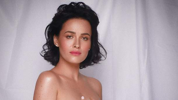 Даша Астаф'єва знялась в сексуальній фотосесії