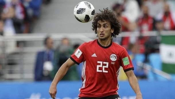 Єгипетського футболіста вигнали зі збірної через сексуальні домагання: фото