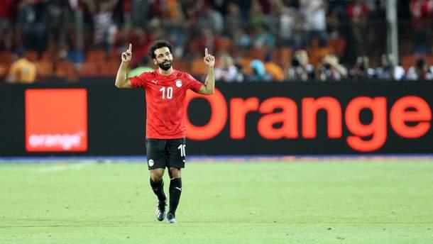 Египет благодаря элегантному голу Салаха победил ДР Конго: видео