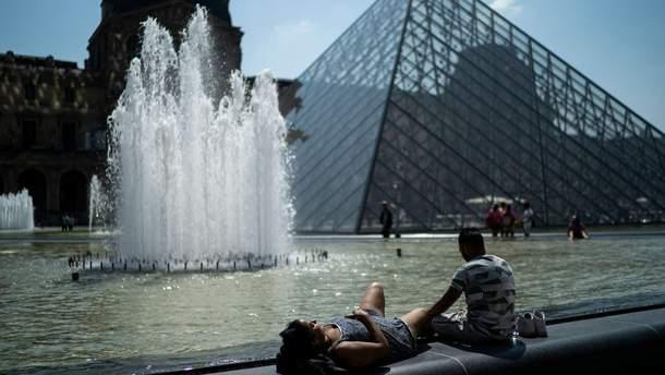 Спека у Франції