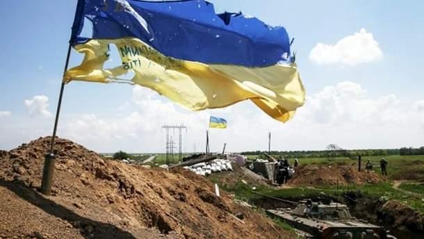 Якою була ситуація на Донбасі в День Конституції України