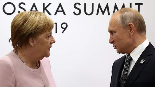 Путін заявляє, що готовий до нормандського саміту
