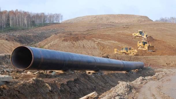 Росія розглядає можливість будівництва газопроводу через КНДР