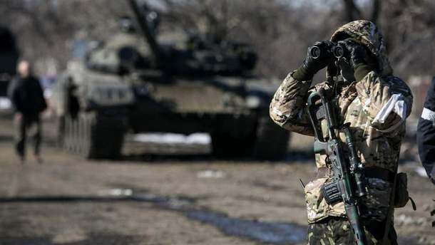 Російські окупанти відвели війська біля Станиці Луганської