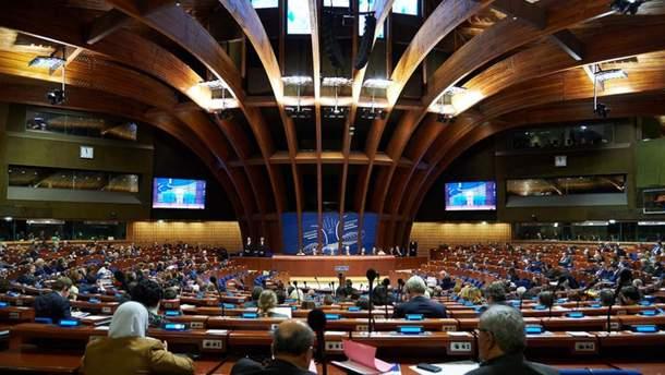 Країни, які проголосували проти повернення Росії у ПАРЄ, готують спільну резолюцію