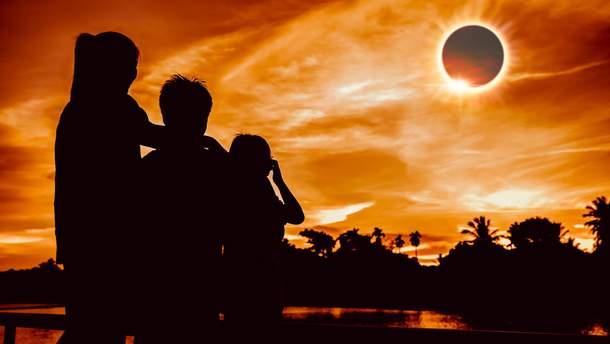 Сонячне затемнення 2 липня 2019 для знаків Зодіаку - як вплине на людей