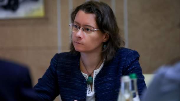Посол Франции Изабель Дюмон прокомментировала намерения Украины относительно ПАСЕ