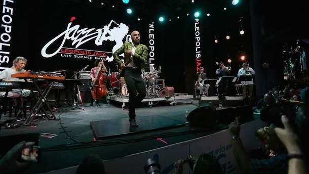 На Leopolis Jazz Fest вшанували пам'ять Маркіяна Іващишина