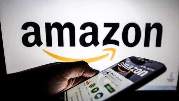 Amazon в Украине