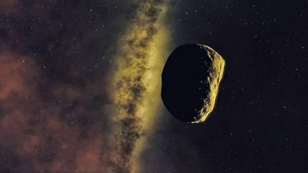 На астероїді є великі поклади золота та платини