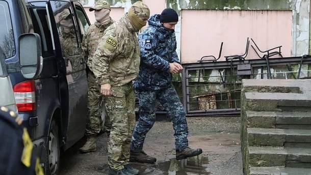 В России посоветовали изменить ответ Климкина относительно пленных моряков