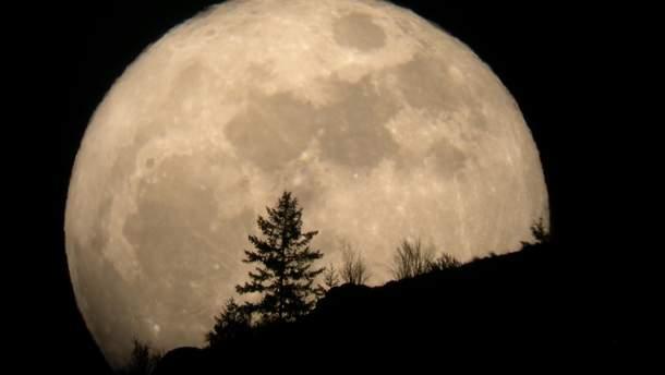 Лунный календарь на июль 2019 Украина - фазы луны в июле 2019